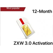 ZXW Online Account 12-month Active