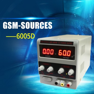 GSM 6005D POWER SUPPLY