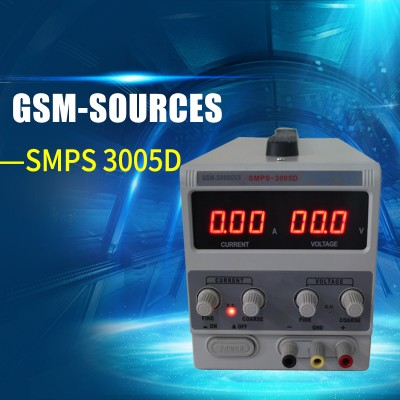GSM3005D POWER SUPPLY
