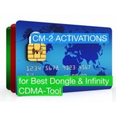 Infinity Chinese Miracle-2 Activation for BEST Dongle, Infinity CDMA-Tool (1 Year Support Included)