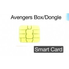 Avengers Box/Dongle Smart-Card