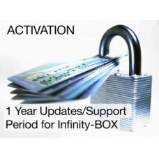 1 Year Updates/Support Renew for Infinity-Box/Dongle ( Chinese Miracle-2 Included)