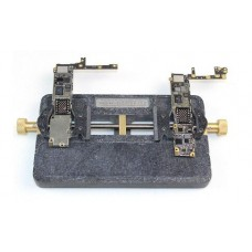 WL High Temperature Mobile Phone Mainboard Precision Double Bearing Integrated Maintenance Jig Fixture PCB Board Holder Fixture