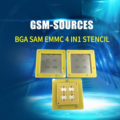 BGA SAM EMMC 4 IN 1 SETNCIL KIT