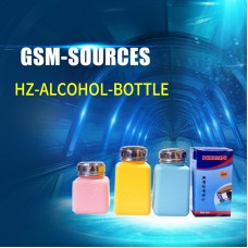 HZ ALCOHOL BOTTLE