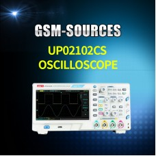 UP02102CS OCILLISCOPE