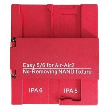 2in1 IPad 5 6 IPad Air / Air 2 Socket NAND Test Rack Programmer No Need Remove NAND